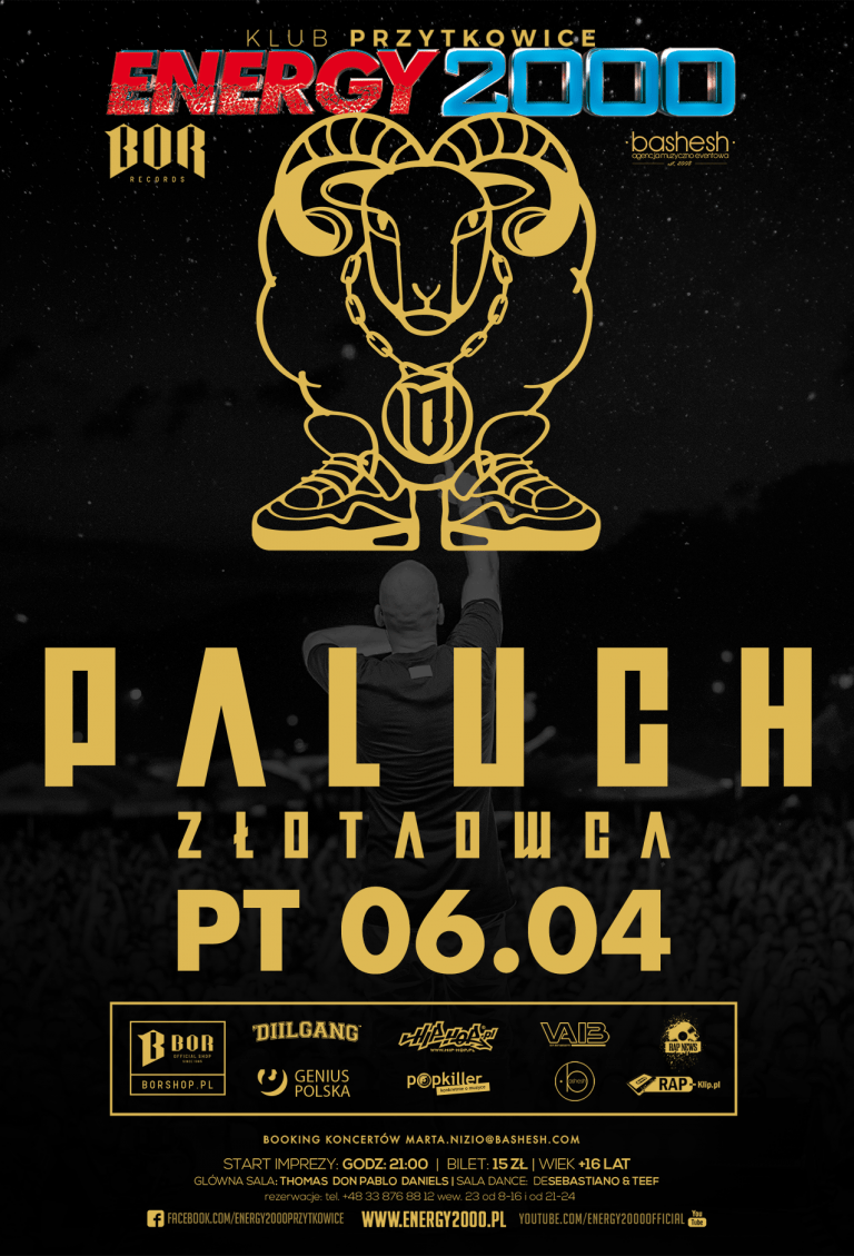 PALUCH – Live On Stage
