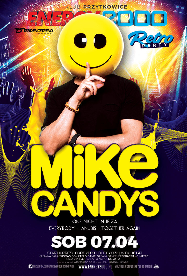 Mike Candys World Tour 2018