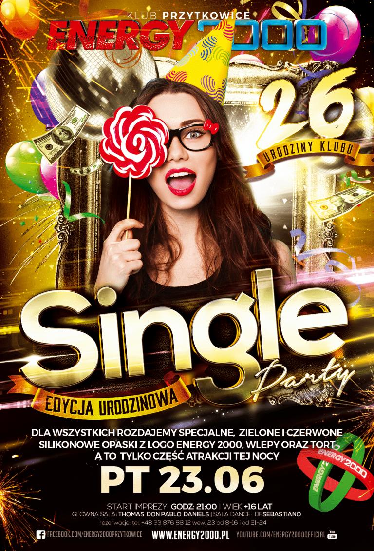 SINGLE PARTY – Edycja Urodzinowa