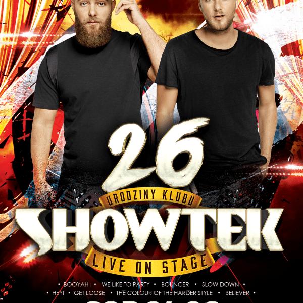 SHOWTEK – 26 Urodziny Energy 2000 Przytkowice