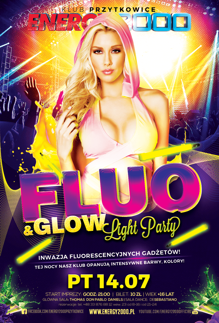 FLUO & GLOW Party