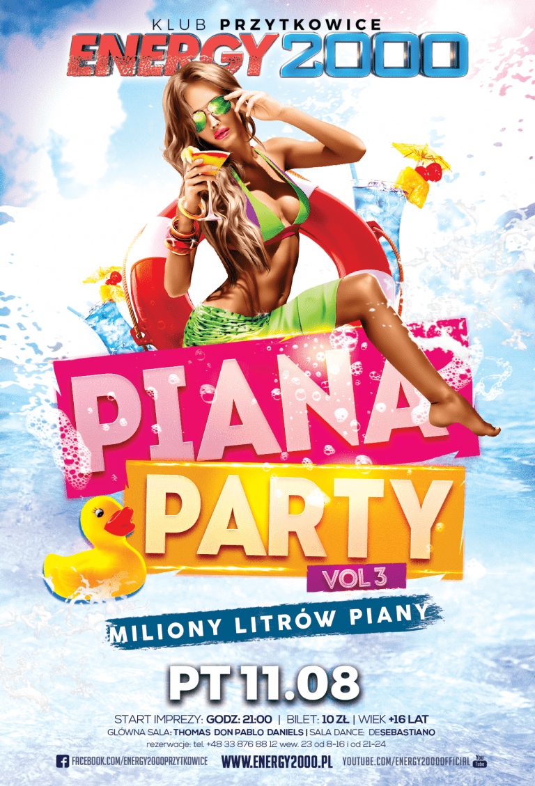 PIANA PARTY vol.III