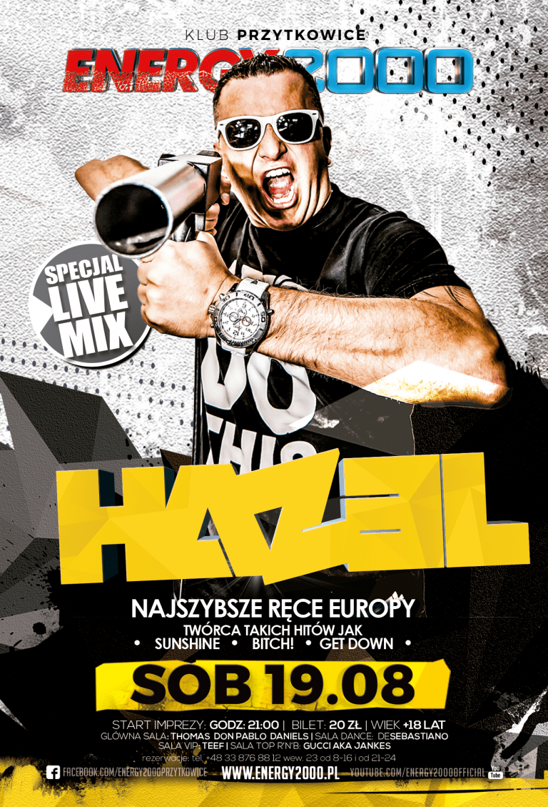HAZEL – Live On Stage