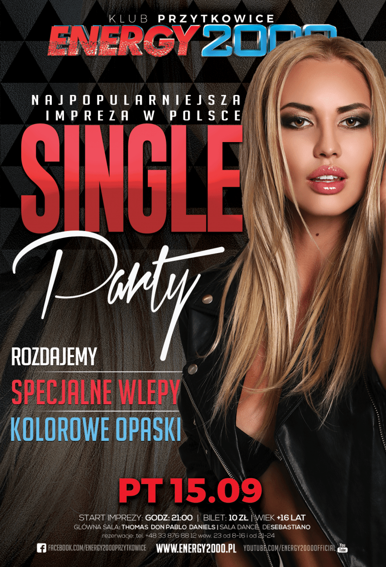 Single Party – Noc Flirtu