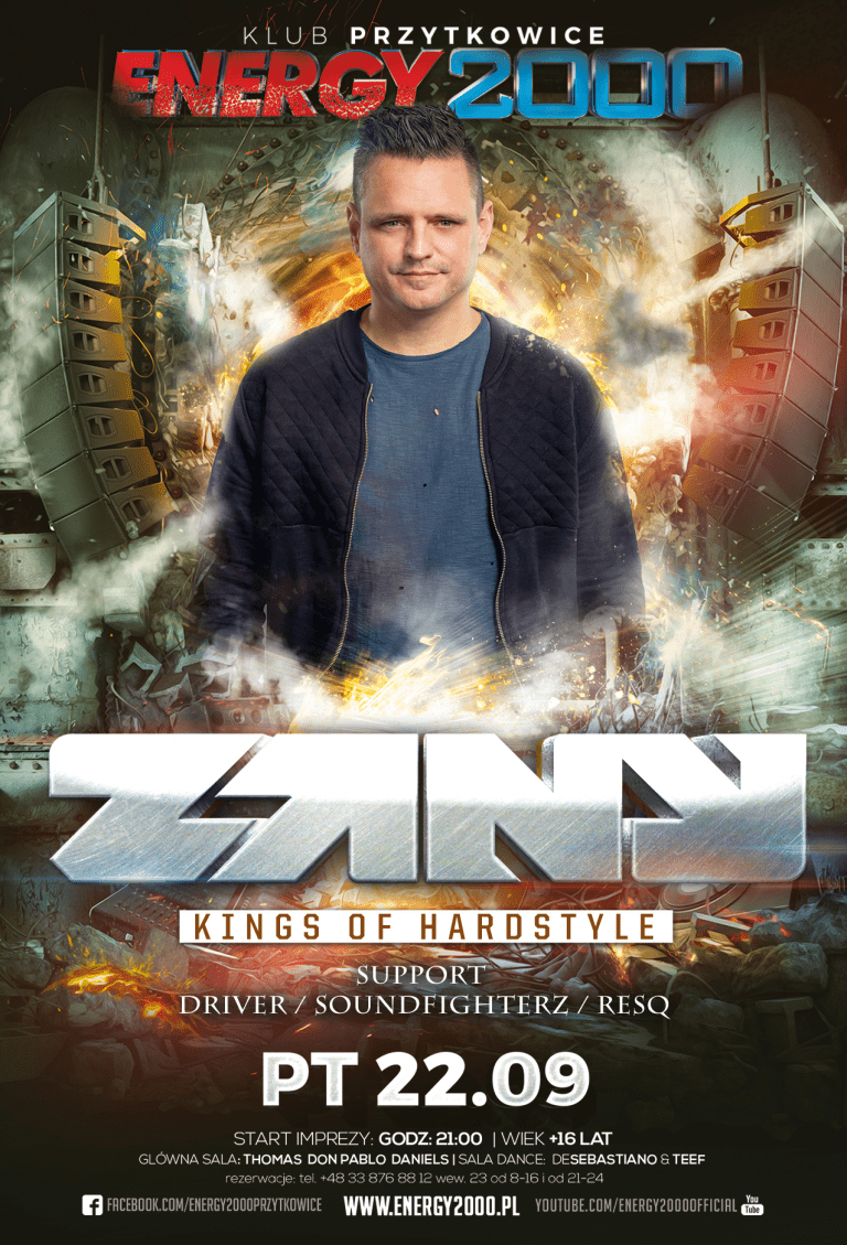 KINGS of Hardstyle pres. ZANY