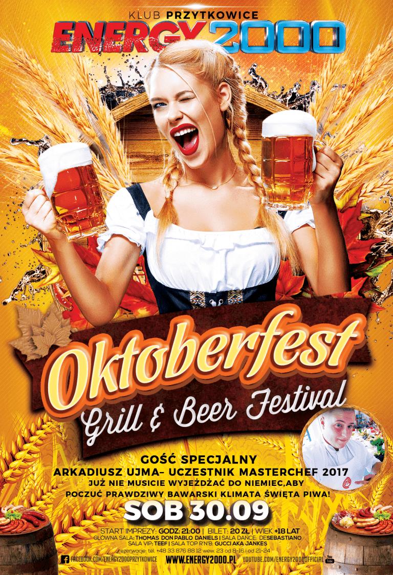 OKTOBERFEST – Grill & Beer Festival