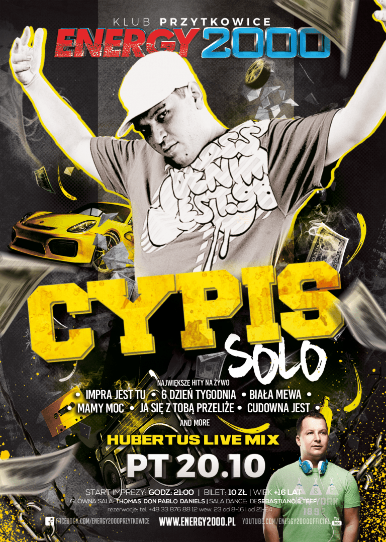 CYPIS – Live On Stage