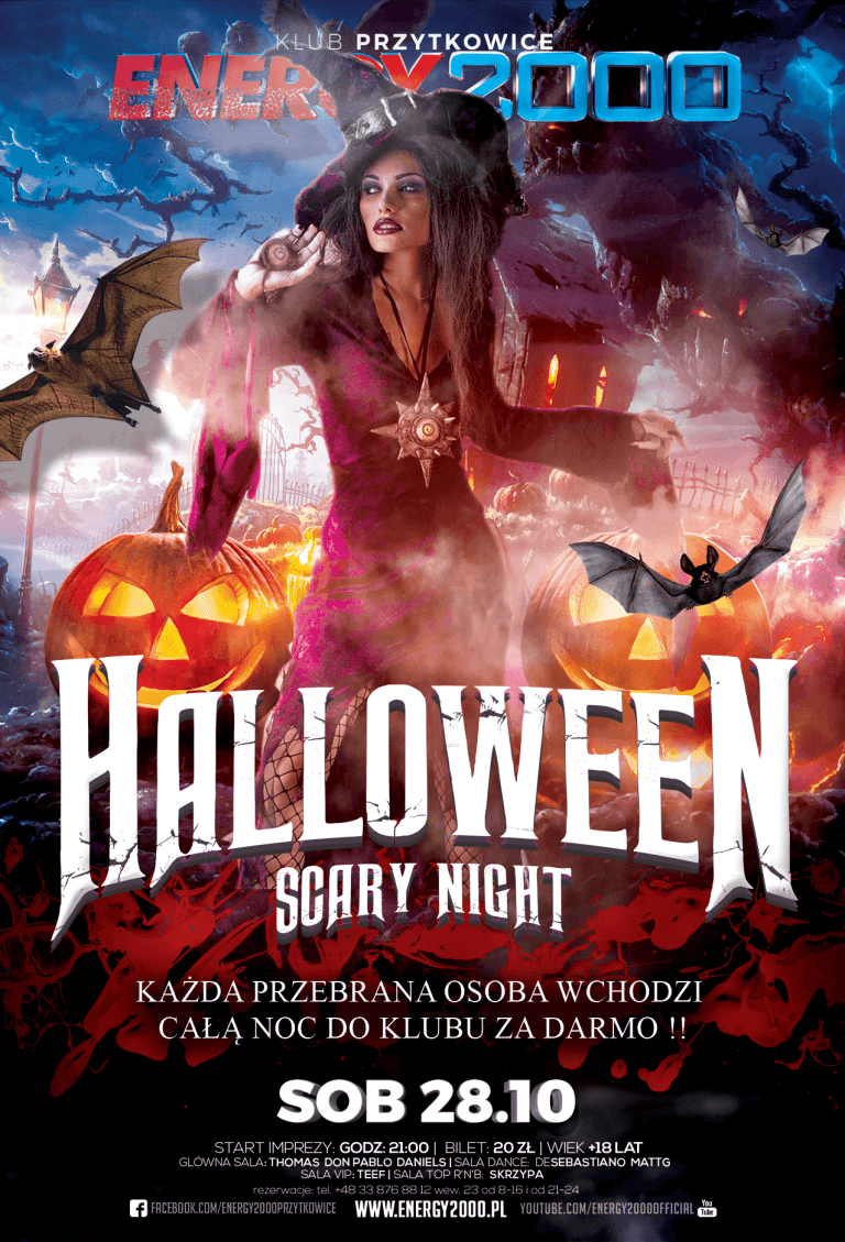 HALLOWEEN – Scary Night