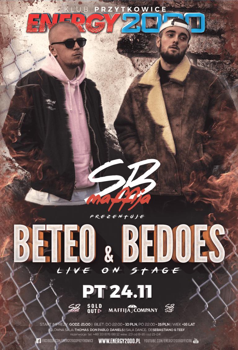 SB MAFFIJA pres. Bedoes & Beteo