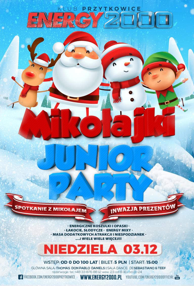 Mikołajkowe Junior Party