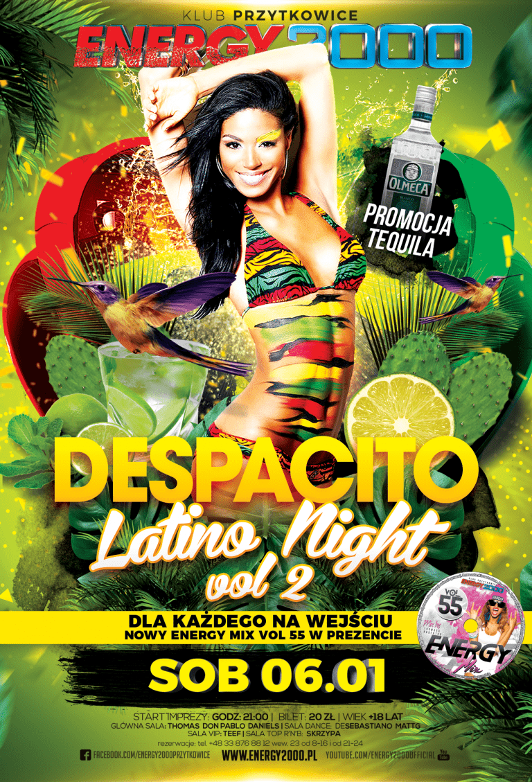 Despacito! – Latino Night