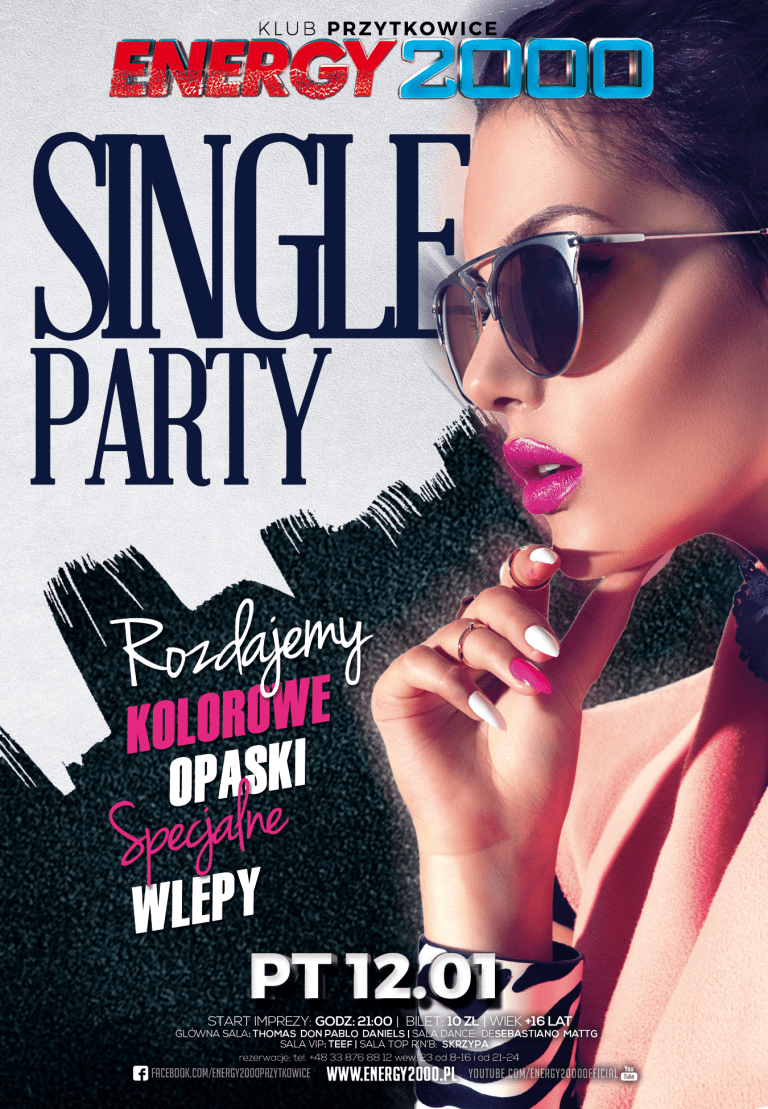 SINGLE PARTY – Carnival Edition