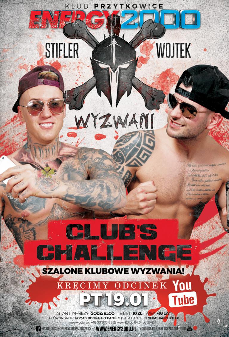 WYZWANI pres. Club's Challange