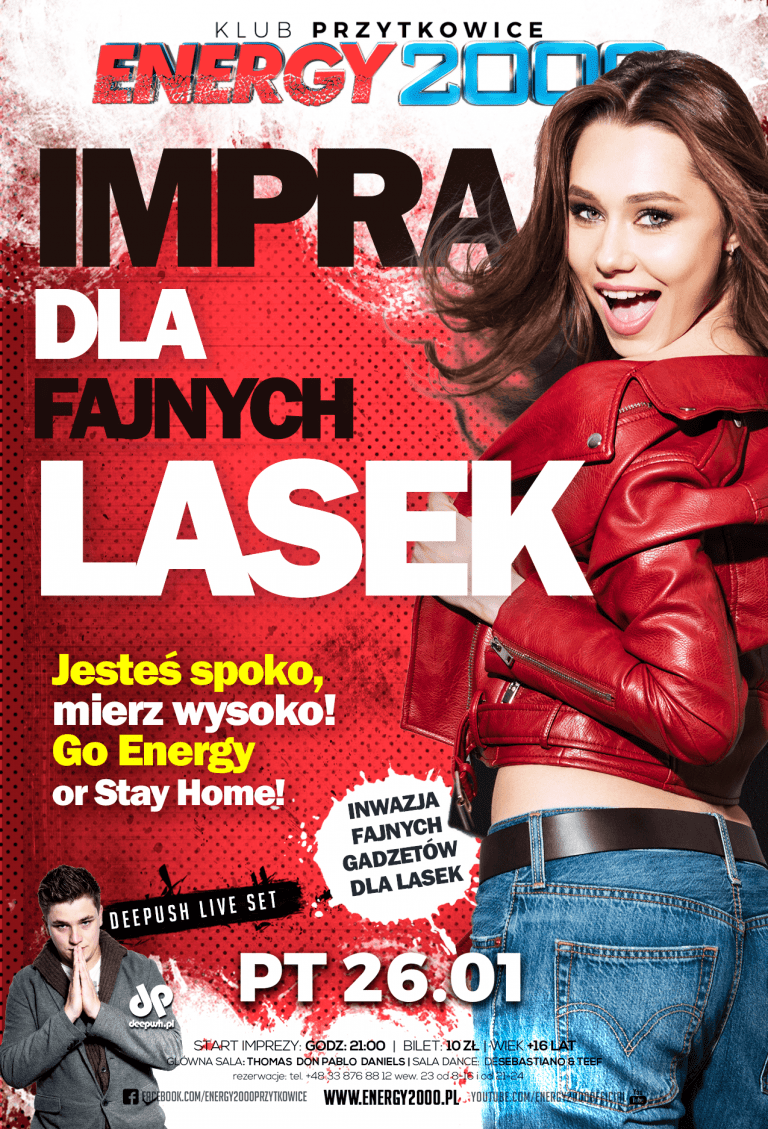 IMPRA DLA FAJNYCH LASEK & DeePush Live Mix