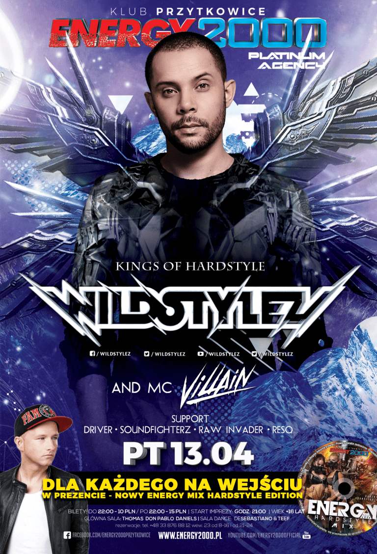 Wildstylez & MC Villain – Kings Of Hardstyle