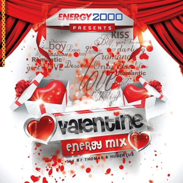 Energy Valentine's Mix (2014) pres. Thomas & Hubertus