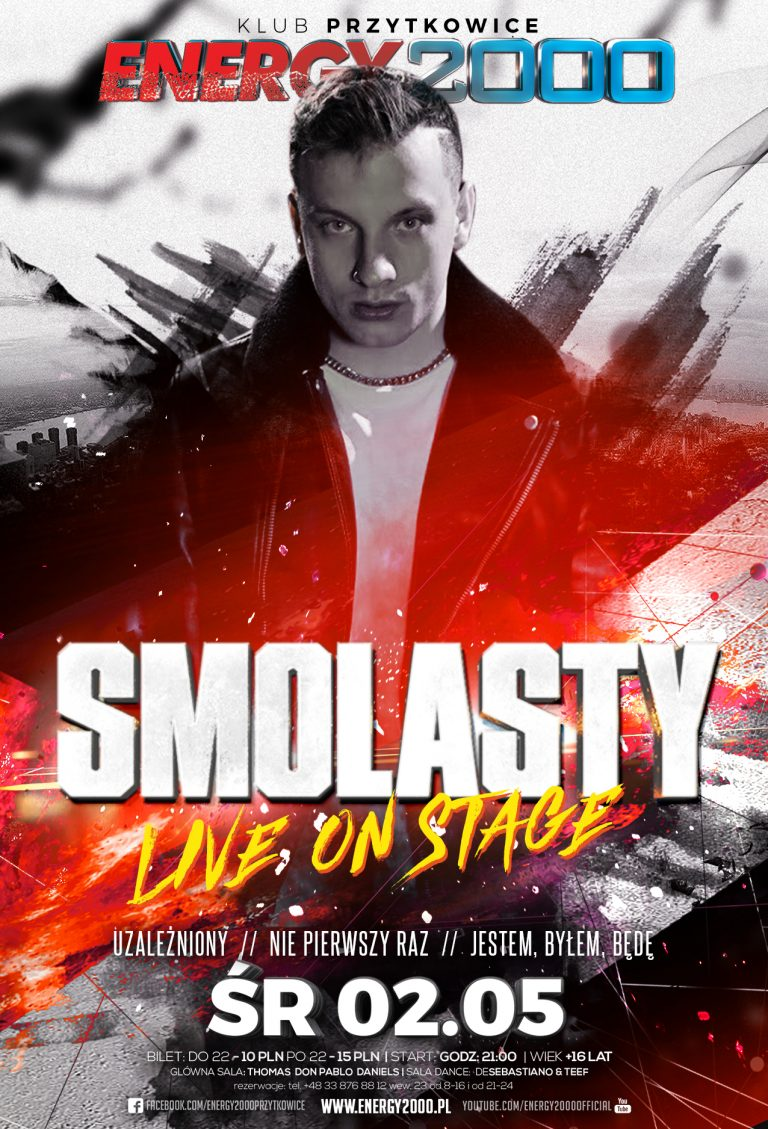 SMOLASTY ★ Live On Stage ★ Środa