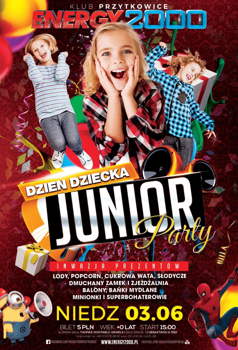 Junior Party ★ Dzień Dziecka ★ Niedziela