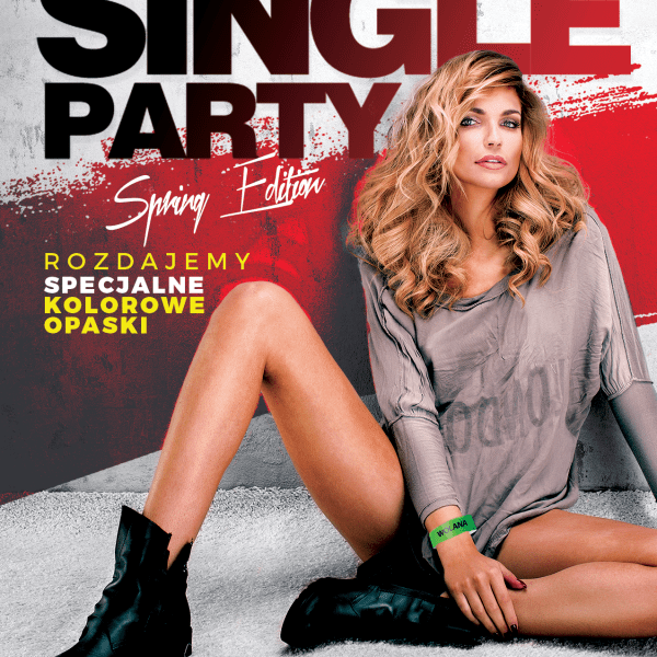 Single Party ★ Noc Flirtu