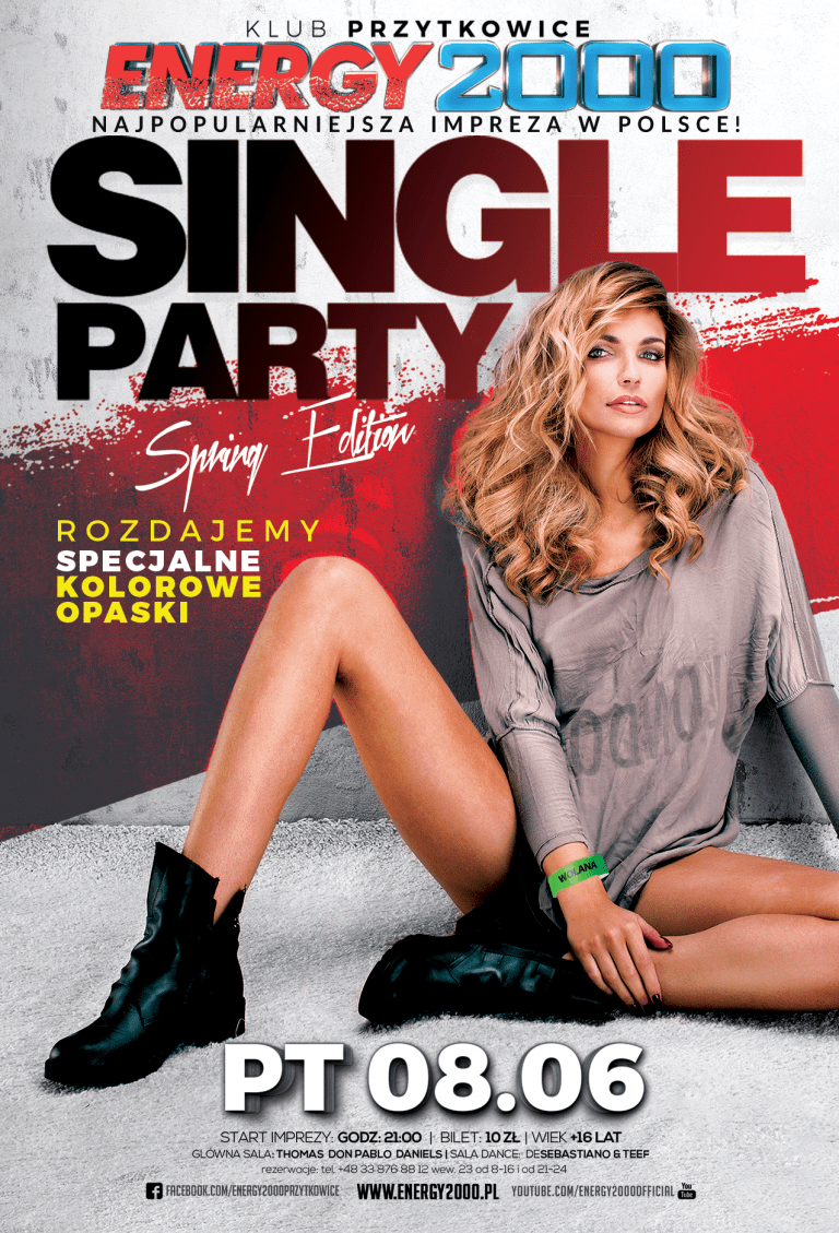 Single Party ★ Noc Flirtu