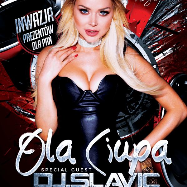 OLA CIUPA ☆ DJ Slavic ☆ Ladies Night