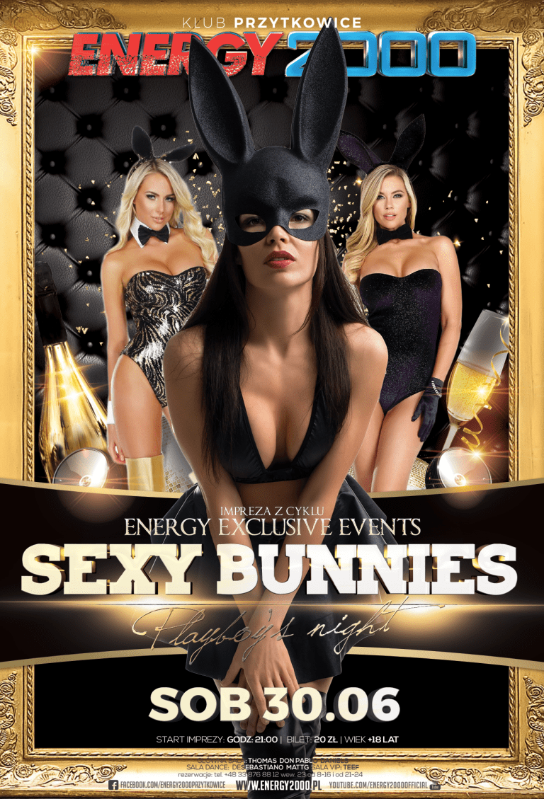 SEXY BUNNIES ★ Exclusive Events