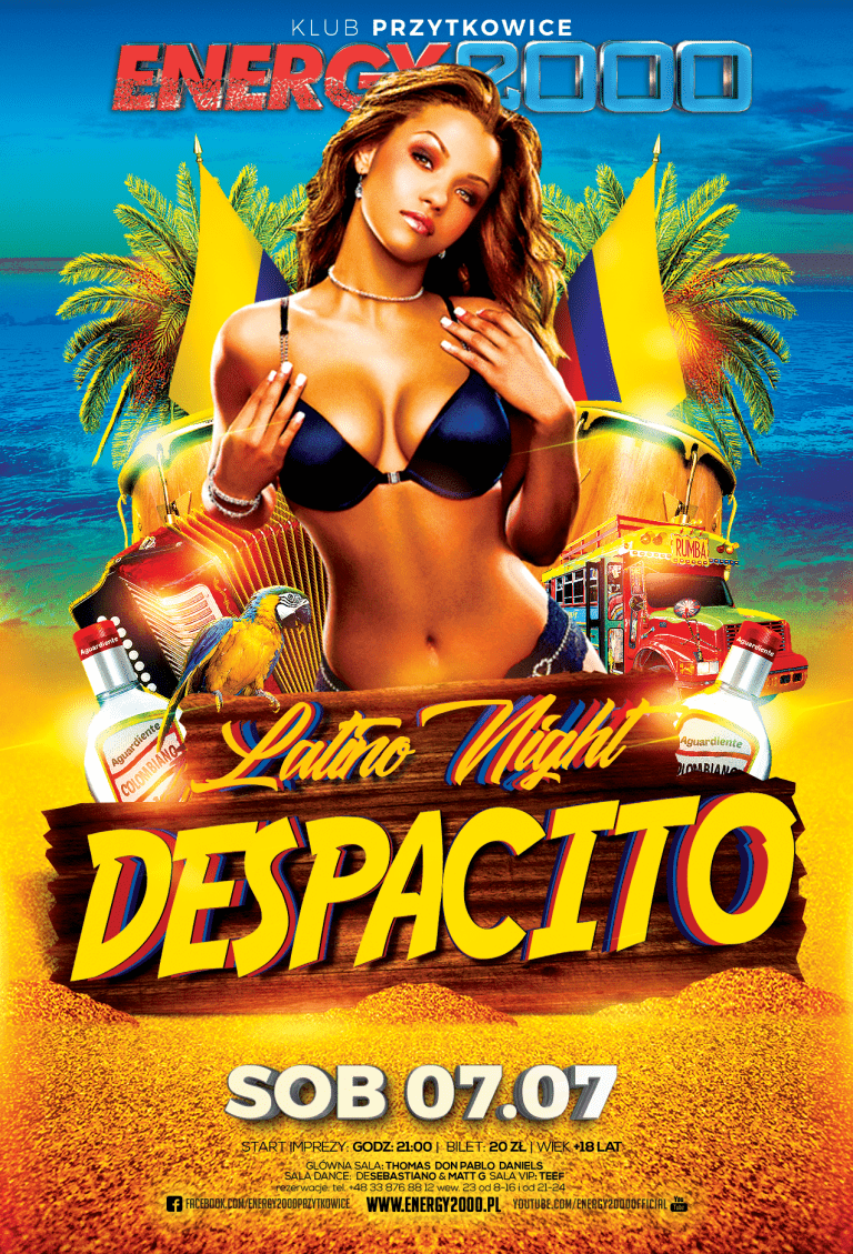 DESPACITO ★ Summer Night