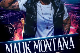MALIK MONTANA ★ Hip Hop Night
