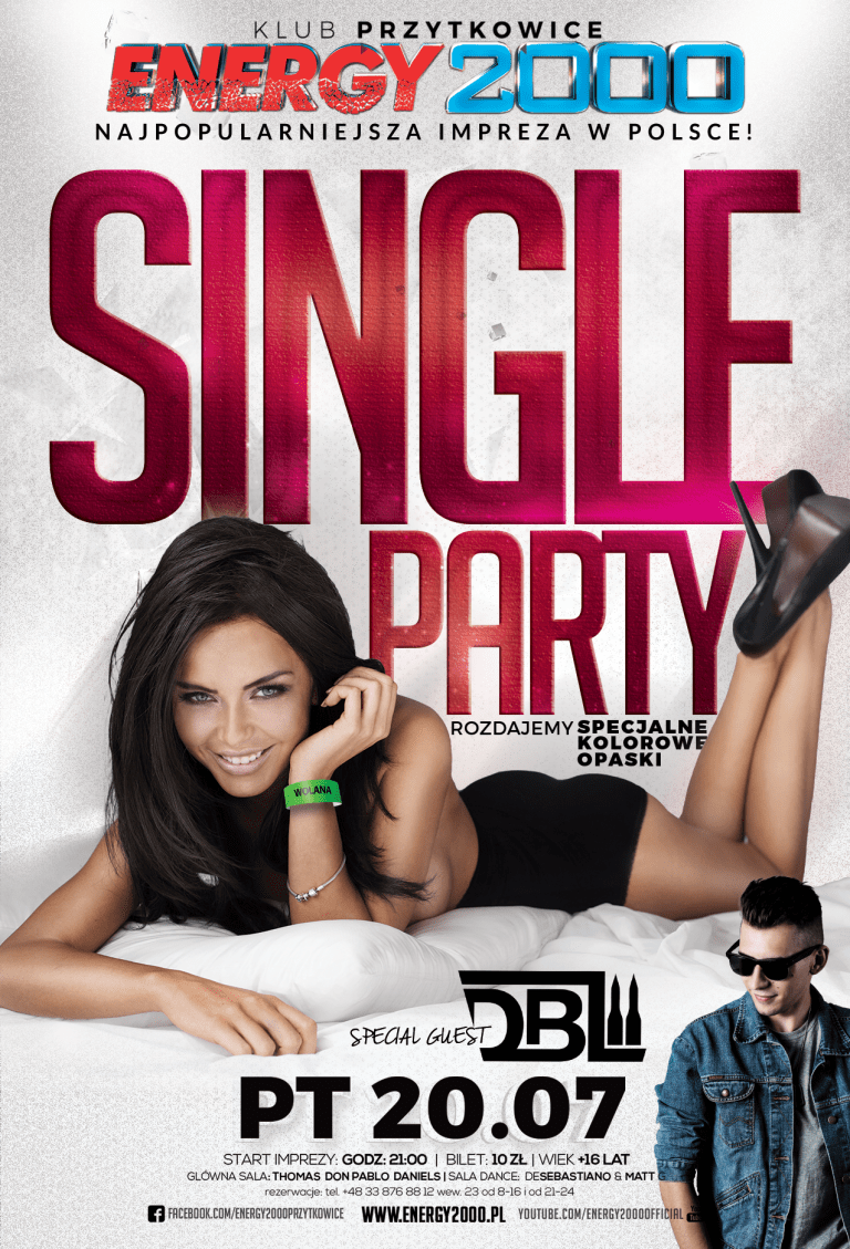 Single Party ★ DBL ★ Live Mix