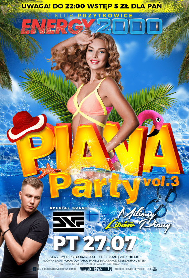 PIANA PARTY III ★ DNF Live Mix