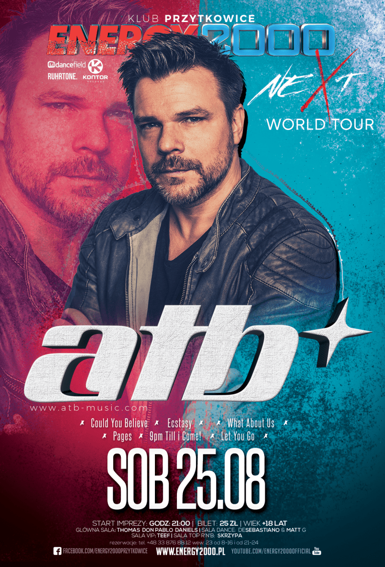 ATB ★ World Tour 2018