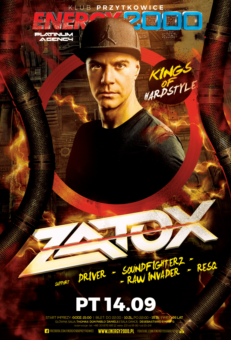 ZATOX ★ Kings of Hardstyle