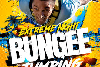 BUNGEE JUMPING – EXTREME NIGHT