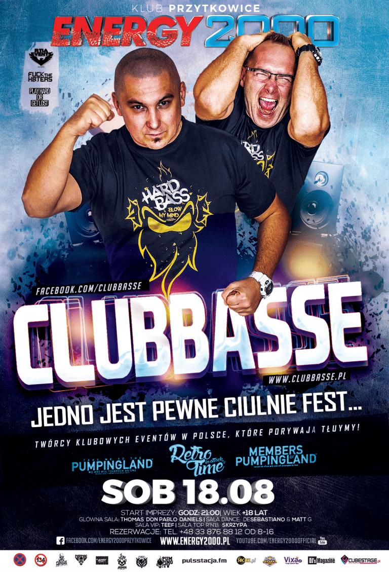CLUBBASSE ★ In Attack!