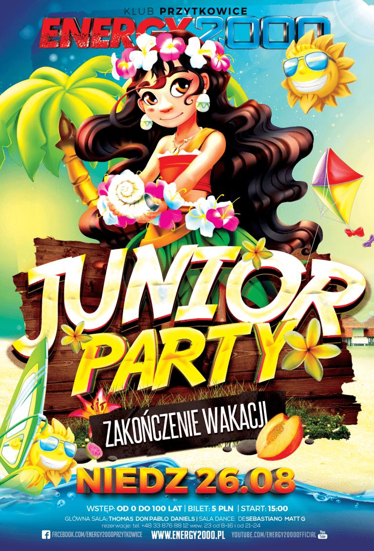 Junior Party ★ Zakończenie Wakacji