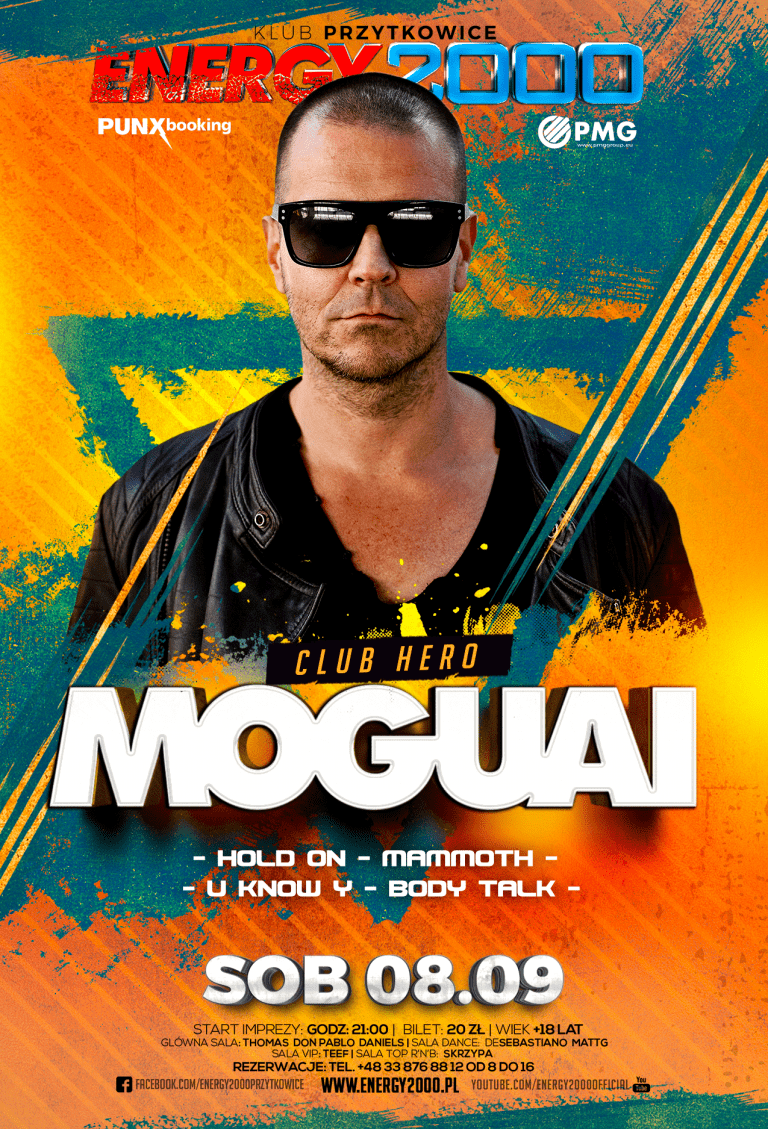 MOGUAI ✰ Live Mix ✰ Club's Hero