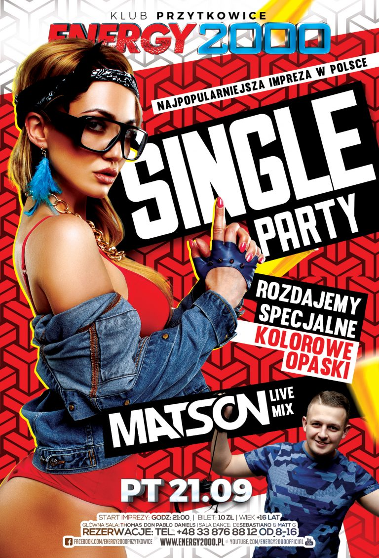 Single Party ★ Matson ★ Live Mix