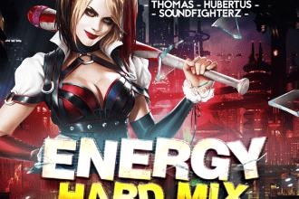 ENERGY HARD MIX SUMMER 2018 ( HARDSTYLE EDITION)