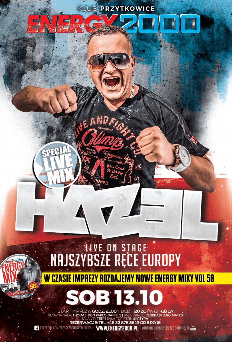 HAZEL ☆ Live Mix