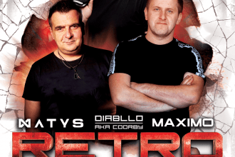 Retro Heroes – Matys/ Maximo/ Diabllo ★ Sala Dance – Czadoman