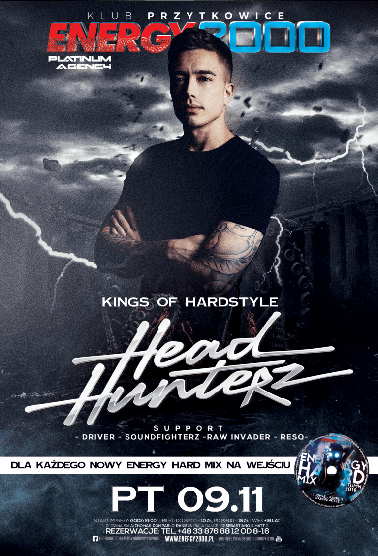 HeadHunterz ★ Kings Of Hardstyle