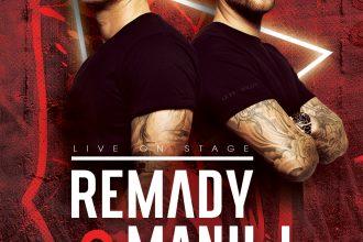 Remady & Manu-L ★ Live On Stage