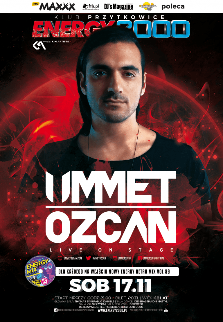 Ummet Ozcan ★ World Tour 2018