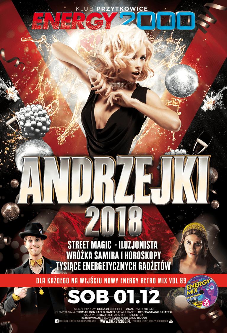 Andrzejki 2018 ★ Noc Magii i Wróżb