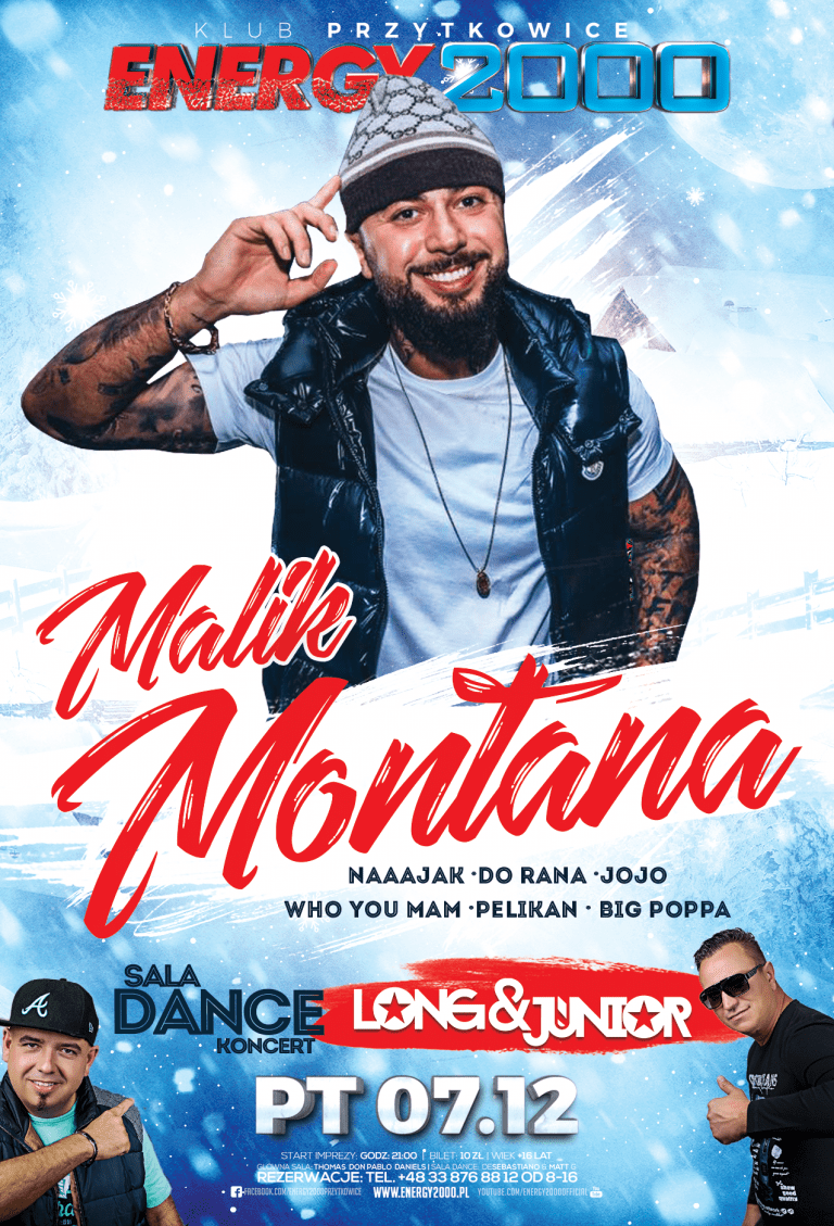 Malik Montana ★ Long & Junior – Sala Dance
