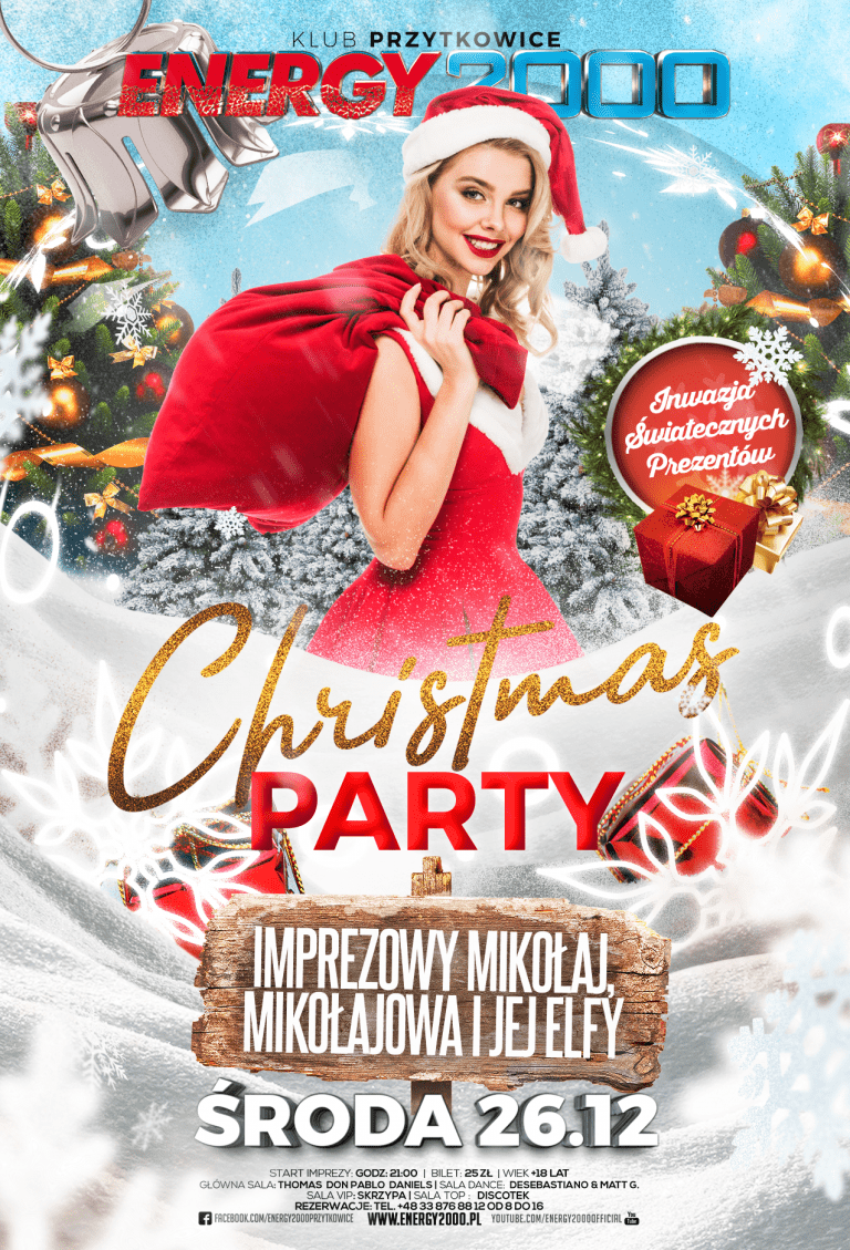 Christmas Party ★ Środa