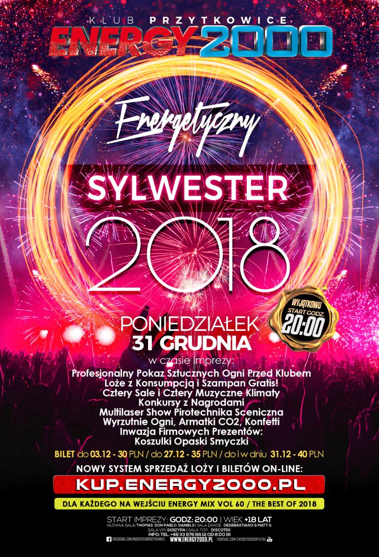 SYLWESTER ★ 2018