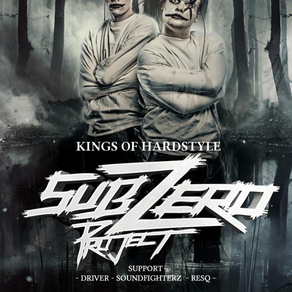 Sub Zero Project ★ Kings Of Hardstyle