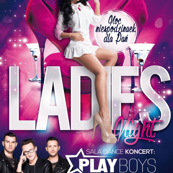 Ladies Night ★ Koncert Playboys
