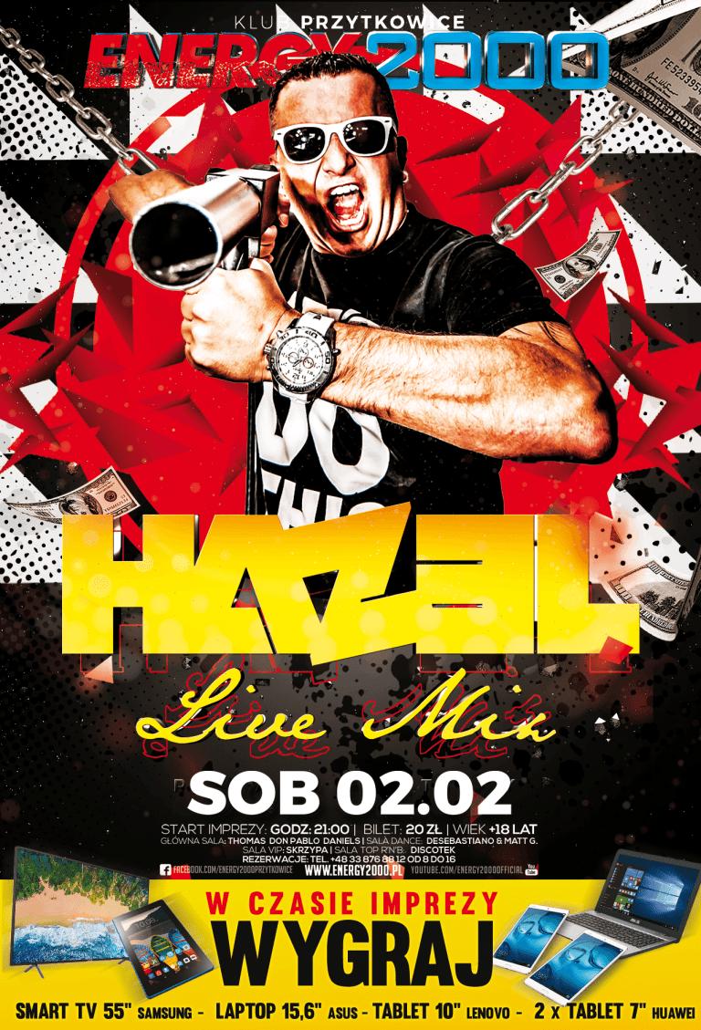 HAZEL ★ Live Mix!